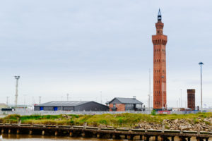 Grimsby Dock Tower
